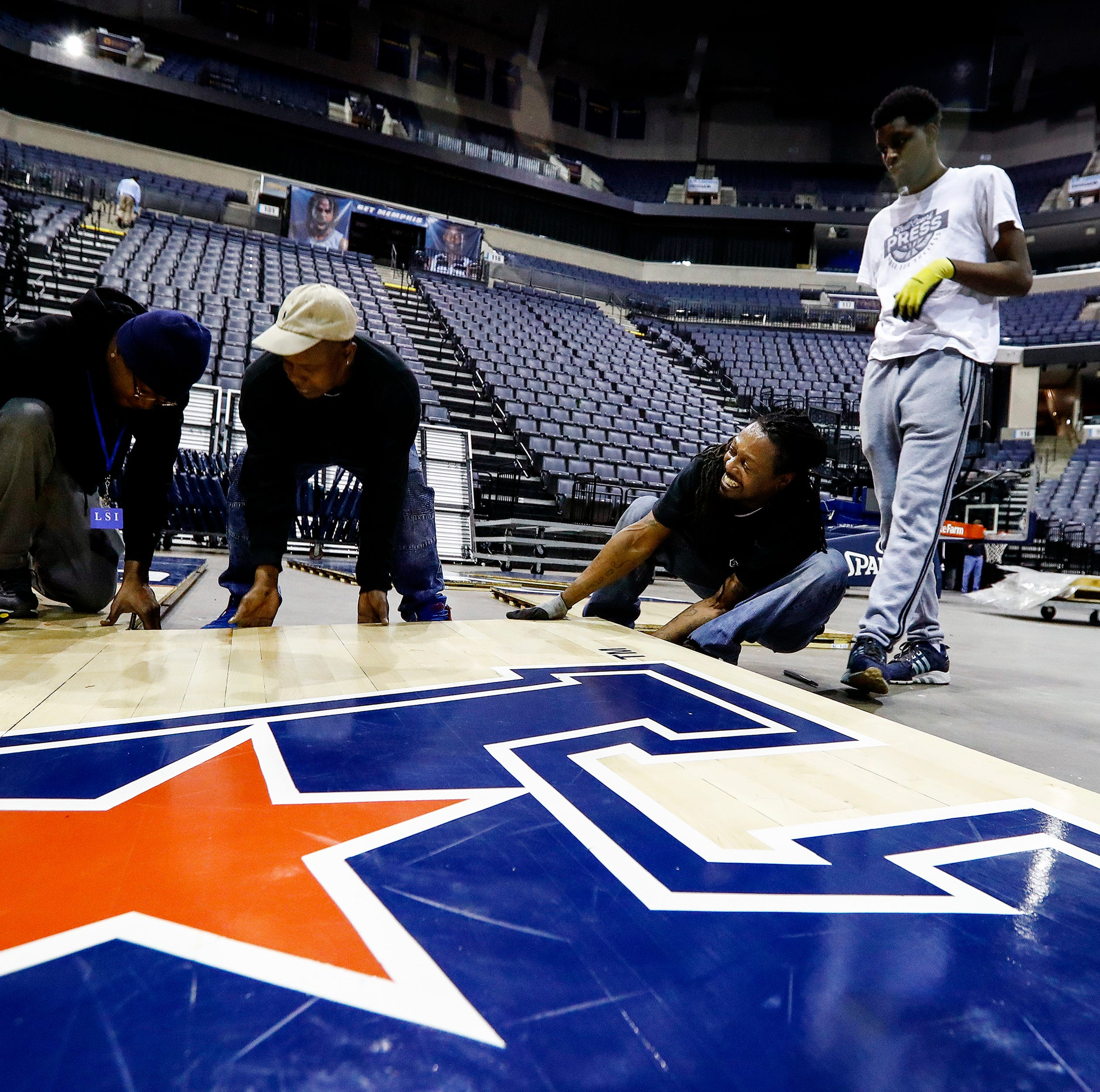 Evanoff: FedExForum hosts first AAC tourney since 2014; games could help ease tourism lull