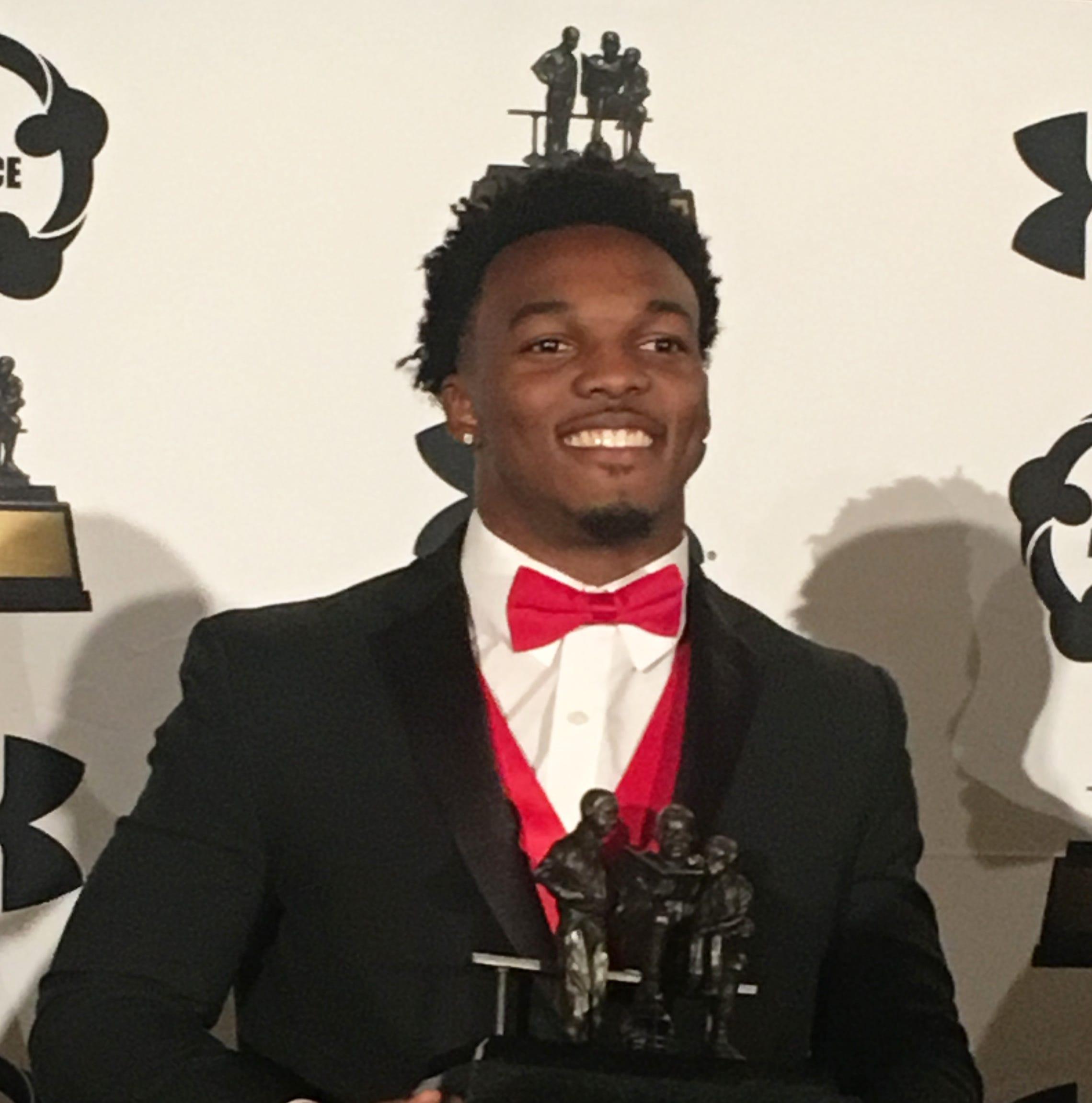 Horn Lake's Nakobe Dean wins Watkins Award for top African-American scholar athlete