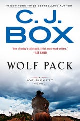 """Wolf Pack"" by C.J. Box."