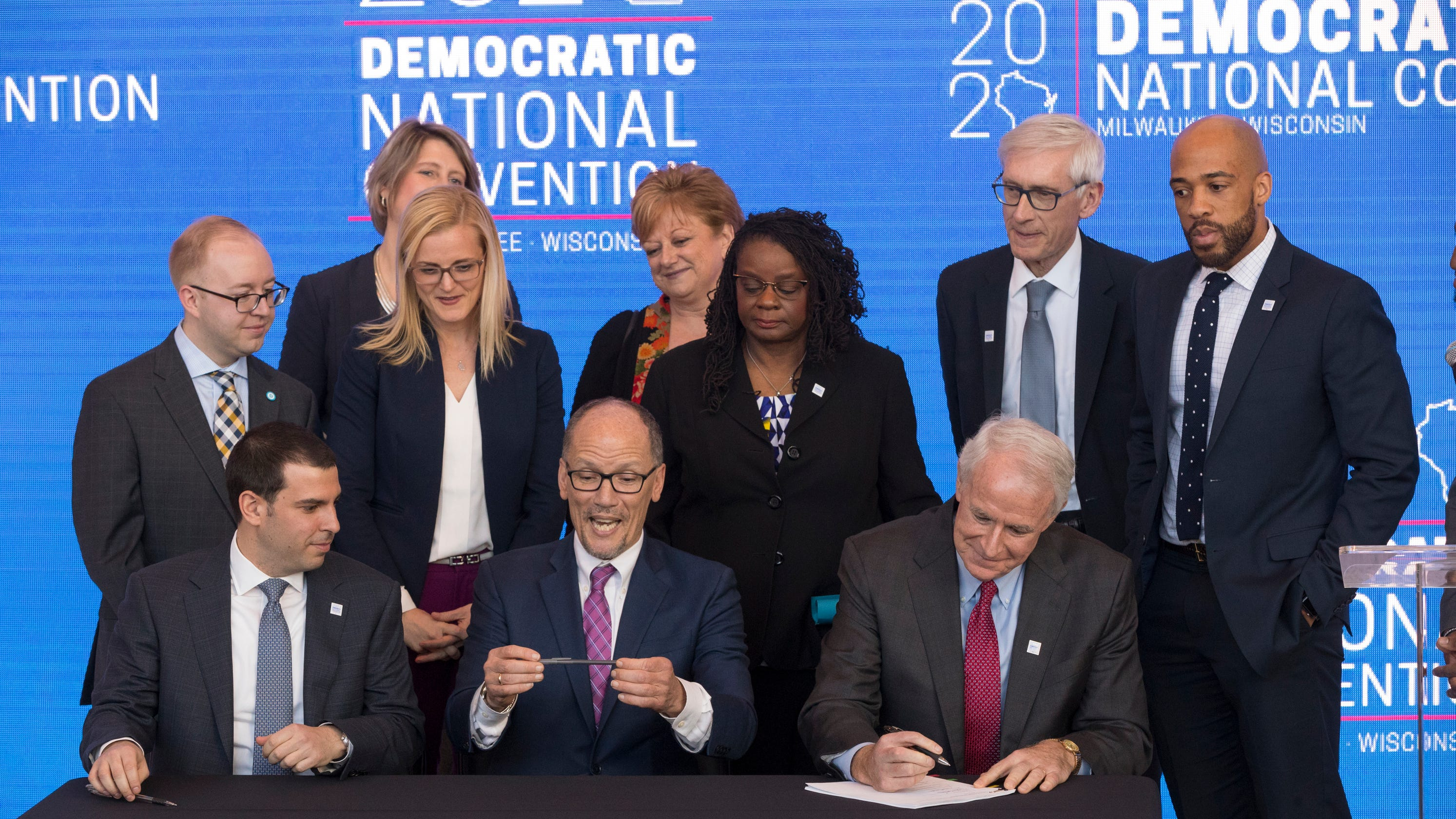 DNC 2020: Top Democratic Party Officials Will Be In