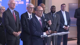 Chairman Tom Perez announces Milwaukee as the city to host the 2020 Democratic National convention.