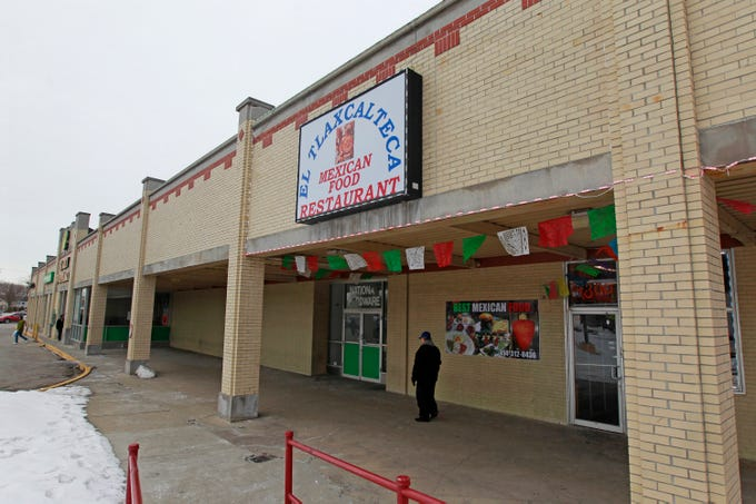 El Tlaxcalteca  restaurant is at 1300 W. Burnham St. in Milwaukee.