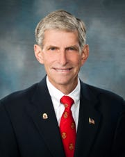 Thomas D. Stocks III was announced as the 17th president of St. John's Northwestern.