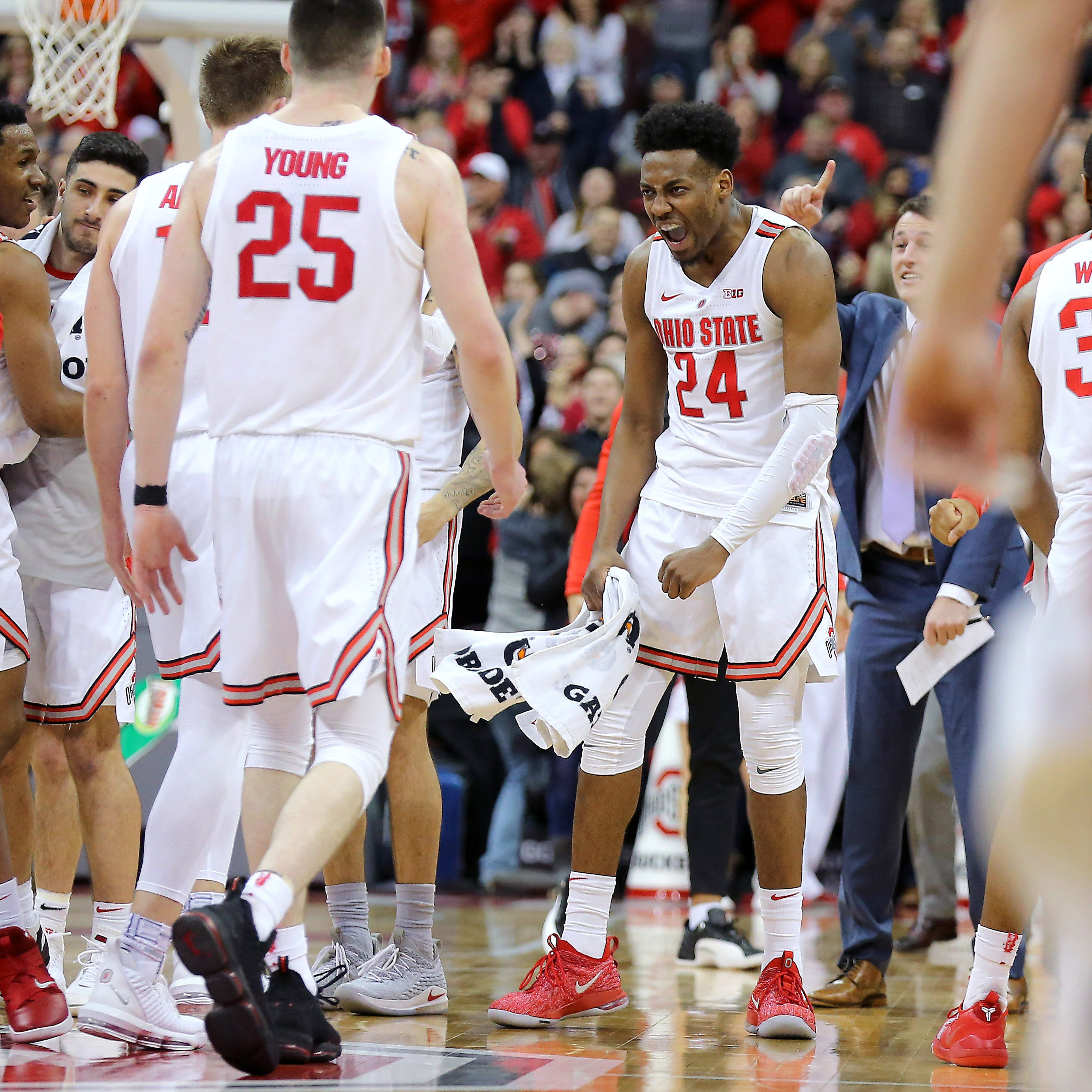 McCurdy: Buckeyes feeling better heading into Big Ten Tournament