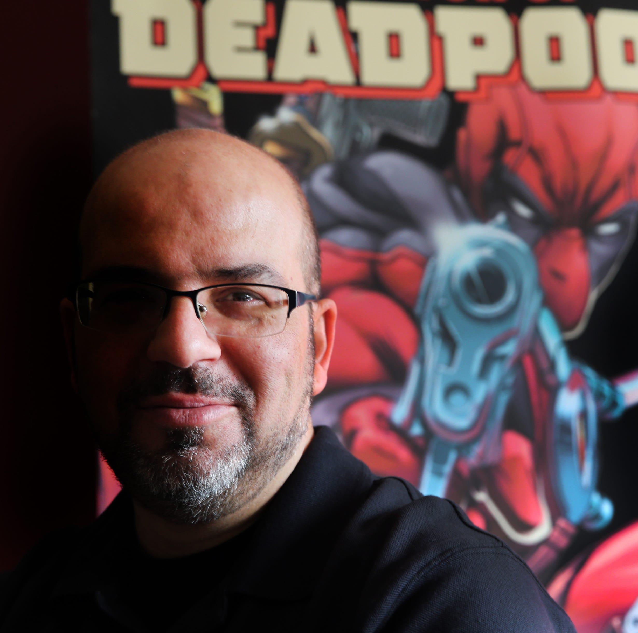 Deadpool co-creator appearing Saturday at River Region Comic Con