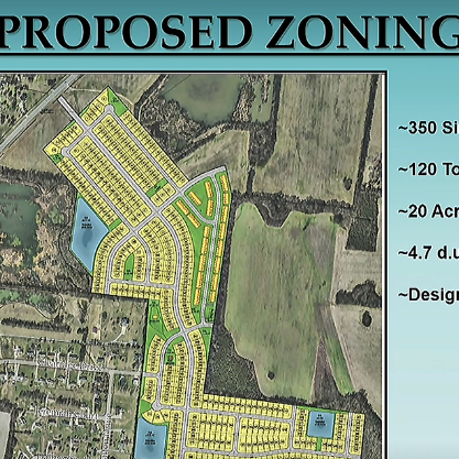 New Salem Highway may add 470 homes if zoning approved