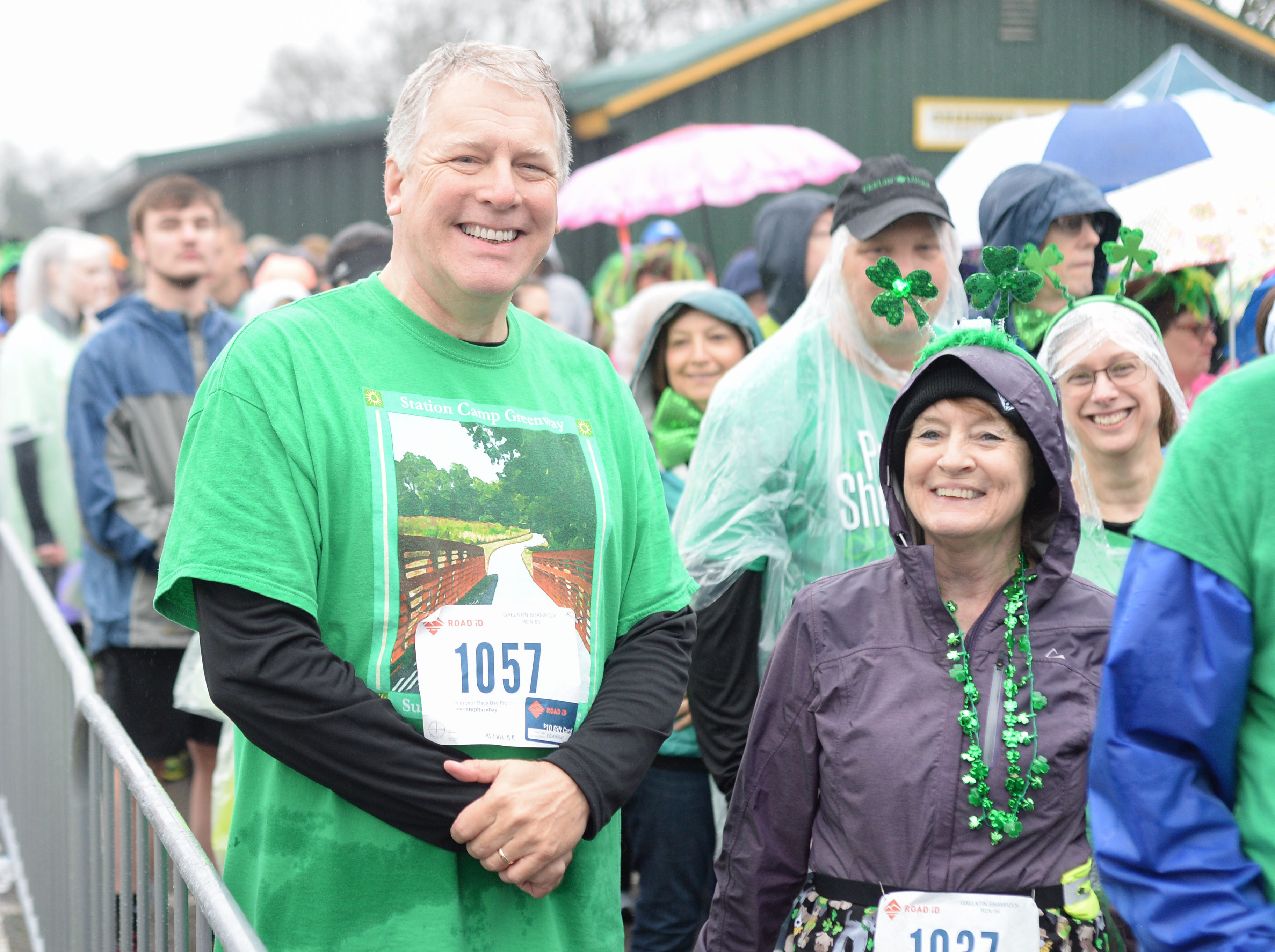 The community came together for the Gallatin Shamrock Run on Saturday, March 9. Proceeds from the event are used to fund grants through the Gallatin Chamber Foundation for innovative educational programs for students K-12 in the city of Gallatin.