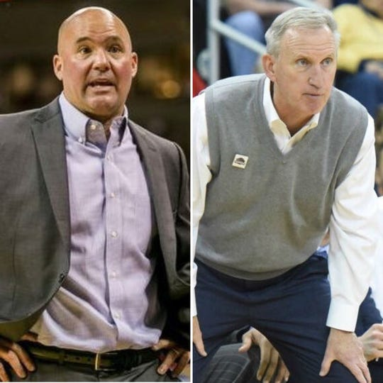 Lipscomb coach Casey Alexander and Belmont coach Rick Byrd say another matchup between their teams in the National Invitation Tournament would be interesting.