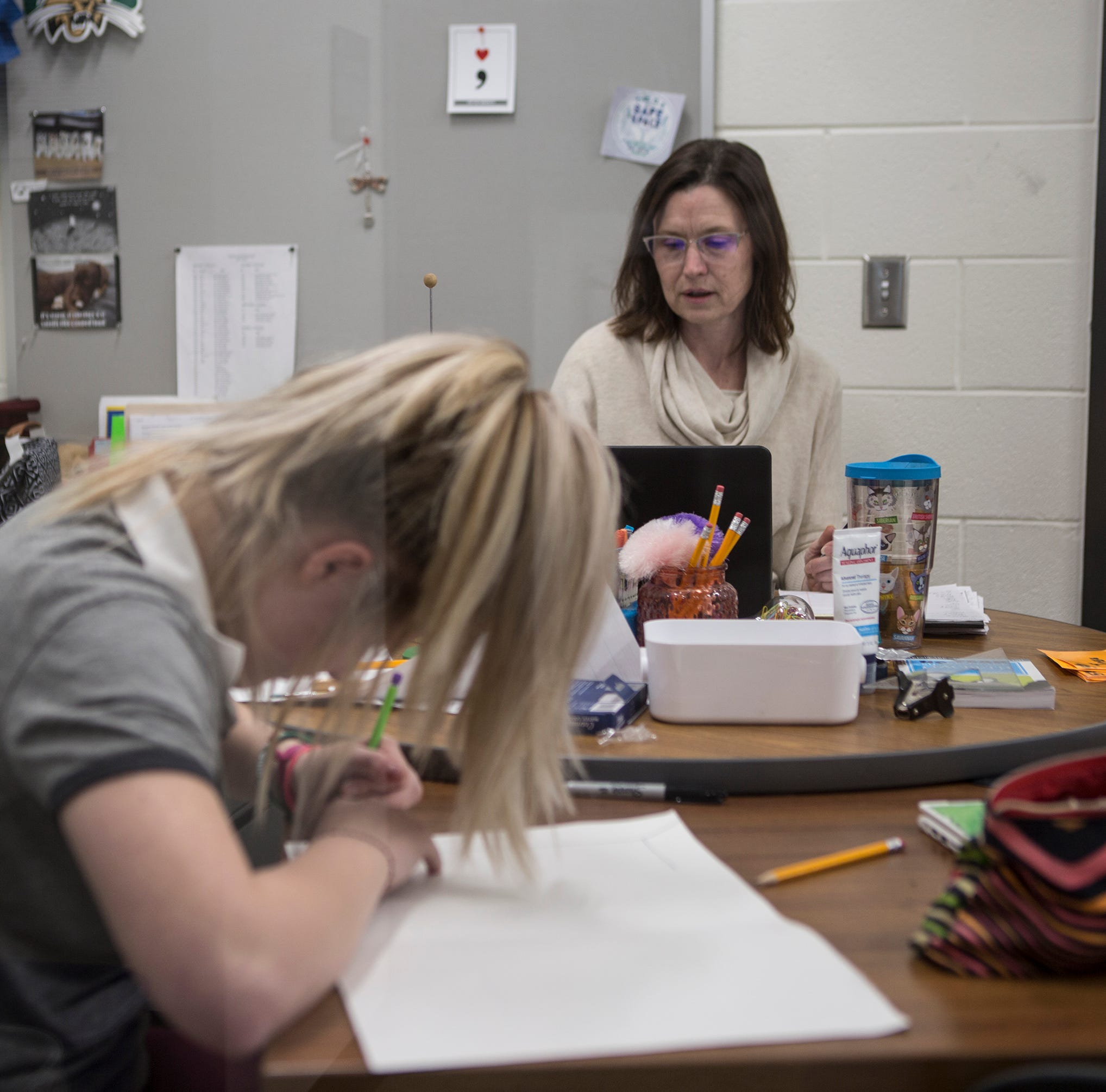 Difference Maker: Cox is more than a teacher at Johnstown