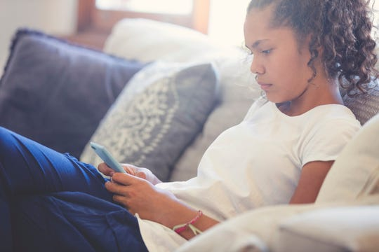 Make sure your child understands what a screen shot is, Rothenberg said, noting that while things they say aloud may disappear, social media posts can last forever.