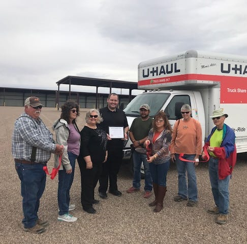 Diamond Storage and U-Haul expanding services in Deming, NM