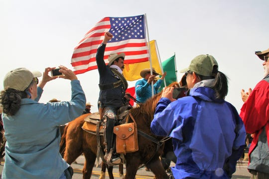 The 21st annual Gabalgata ride for good will and Fiesta de Amistad is slated for the weekend of March 7 in Columbus, NM.