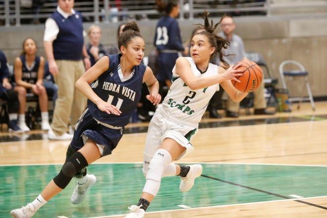 The NMAA state basketball tournament begins with Tuesday's girls quarterfinals games. Key matchups include Piedra Vista vs. Farmington, as well as Carlsbad vs. Volcano Vista.