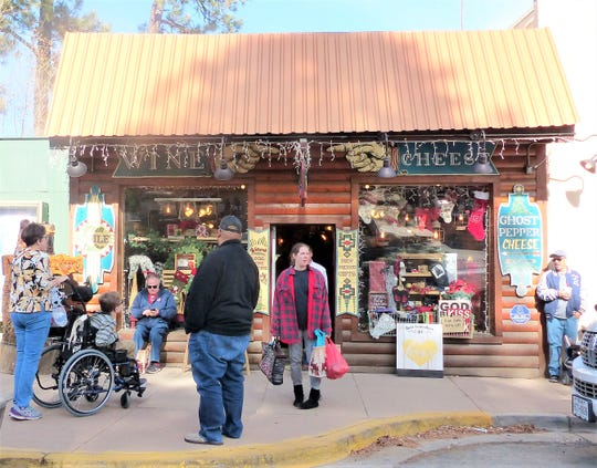 Tourism and second home ownership keep the village of Ruidoso in Lincoln County humming. Ranching, golf and a thriving art community add to the mix, along with eco-tourism, hiking,biking and wildlife watching.