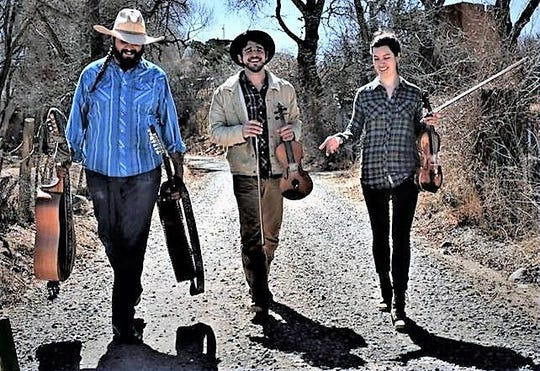 Lone Pinon will perform at the annual fundraiser for Carrizozo Music Inc.