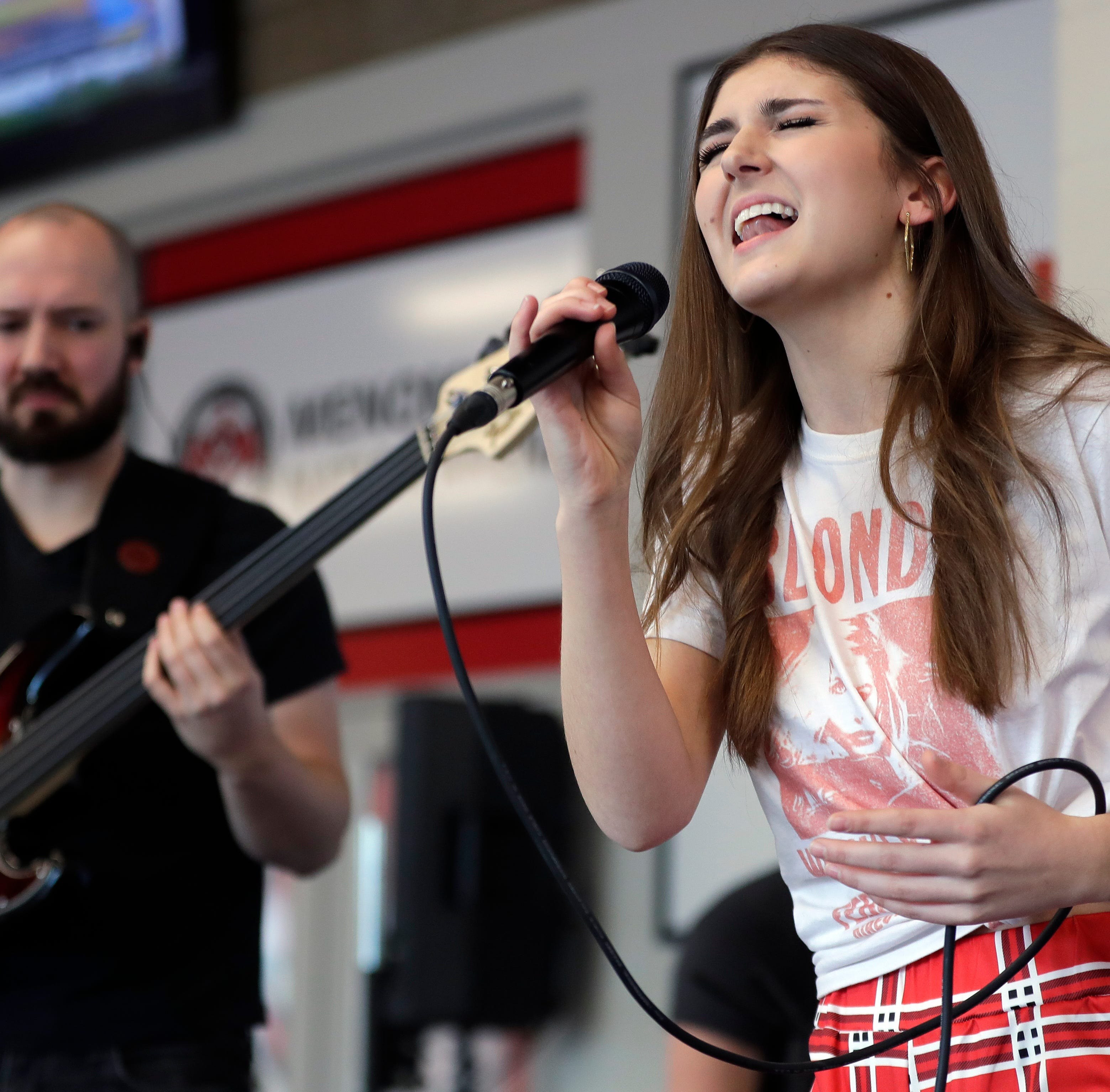 Oshkosh teen's songs fight bullying and depression. She's on American Idol this season.