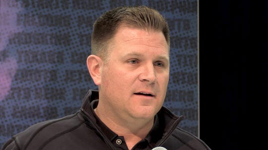 General manager Brian Gutekunst is preparing to run his third Packers draft.