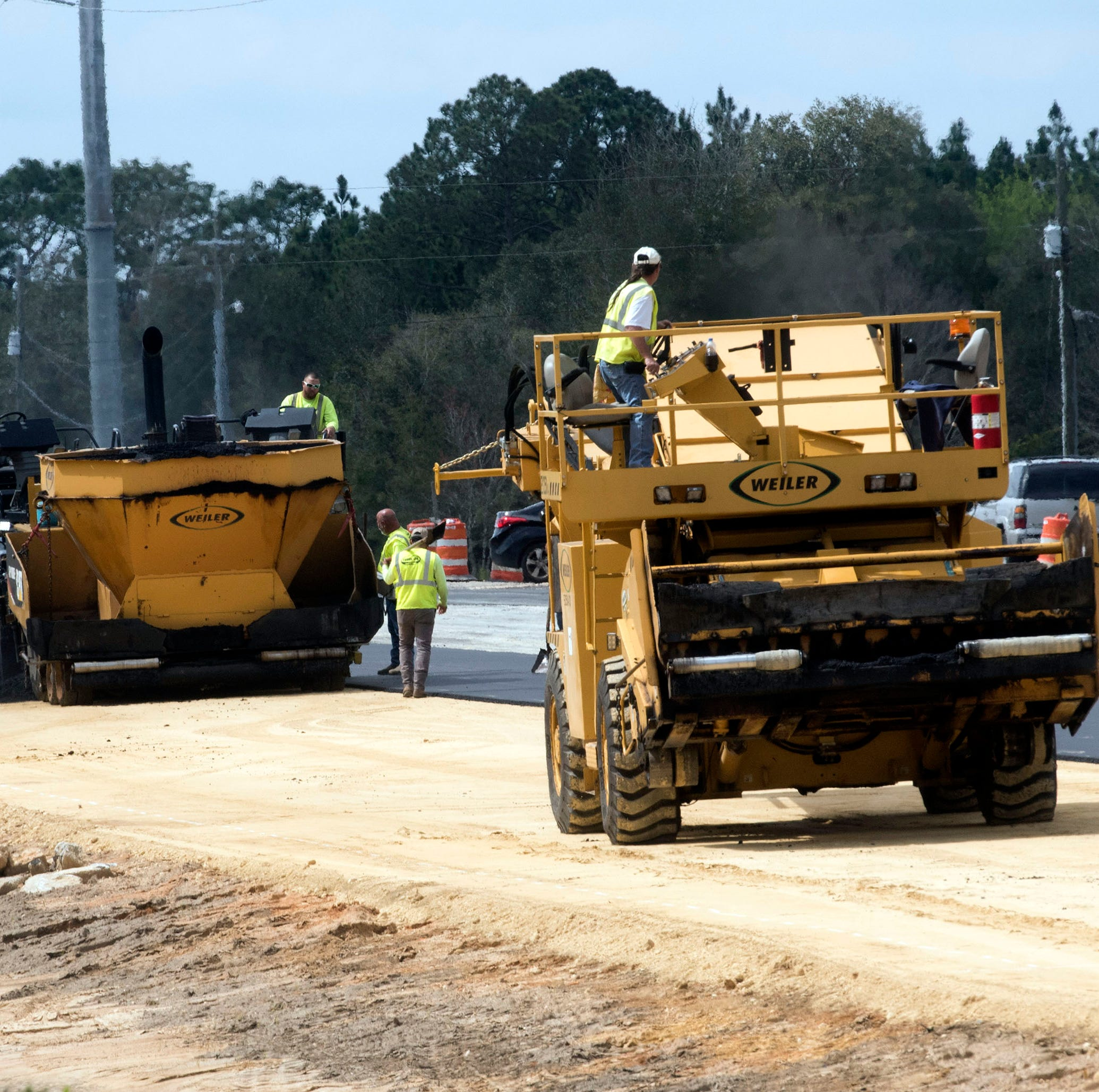 Road swap plan to help with Navy Federal traffic still in the works