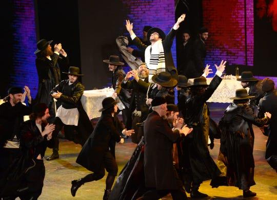 """Fiddler on the Roof"" runs Jan. 28-Feb. 2, 2020, as part of ASU Gammage's Broadway Across America season."