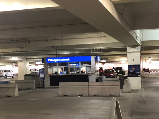 A Portland, Oregon, woman says Phoenix car rental worker denied her 4-wheel-drive vehicle, citing a Department of Homeland Security rule.