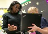 Teacher mentor Kathleen Paulsen explains how Balsz School District is helping to support its first- and second-year teachers.