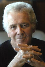 """In 2005, Jed Allan appeared in Palm Springs, California, to promote his book """"Please, Spell the Name Right: A Memoir from a Former Young Stud ... Now an Old One."""""""