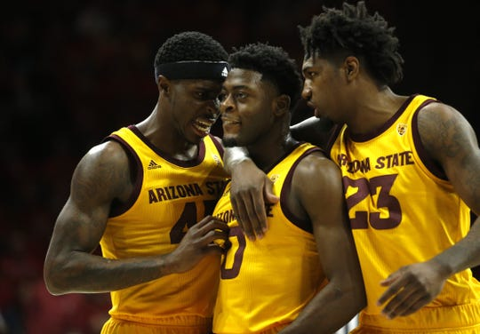 How are the ASU basketball team's NCAA Tournament chances looking now?