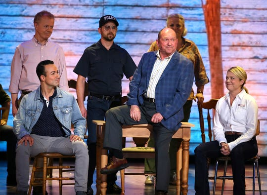 """""""Come From Away"""" runs May 26-31, 2020, as part of ASU Gammage's Broadway Across America season."""