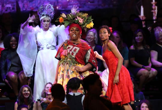 """""""Once on This Island"""" runs March 3-8, 2020, as part of ASU Gammage's Broadway Across America season."""