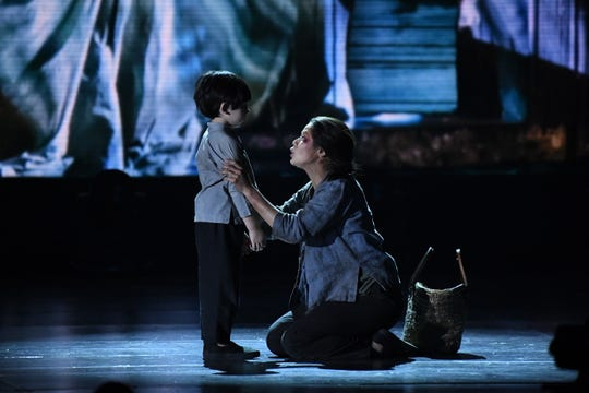 """Miss Saigon"" runs Sept. 24-29 as part of ASU Gammage's Broadway Across America season."