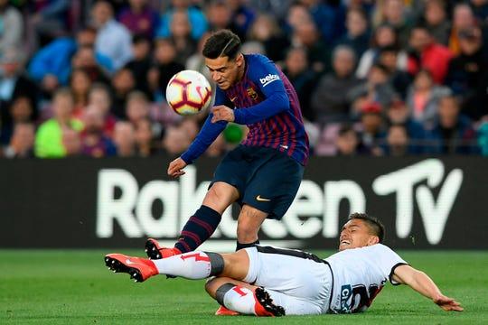 Philippe Coutinho sigue sin cumplir con las expectativas con Barcelona.