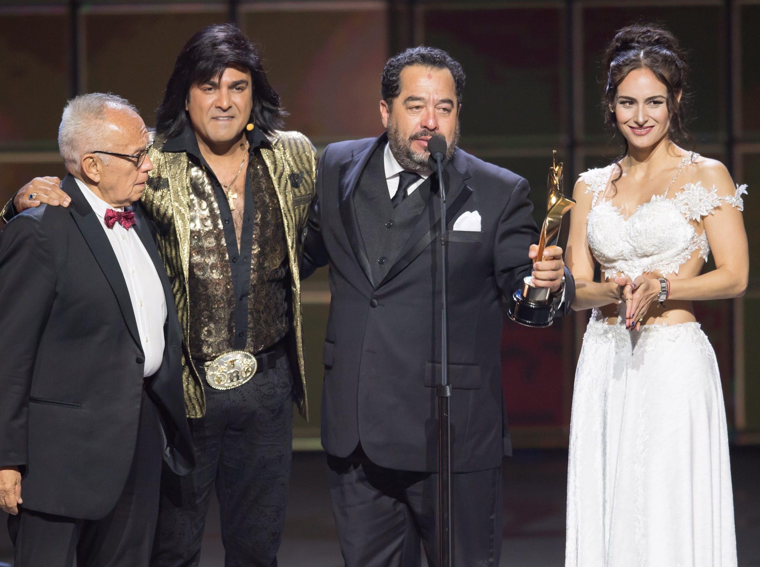 """""""Nosotros los Guapos"""", Mejor Programa de Comedia."""