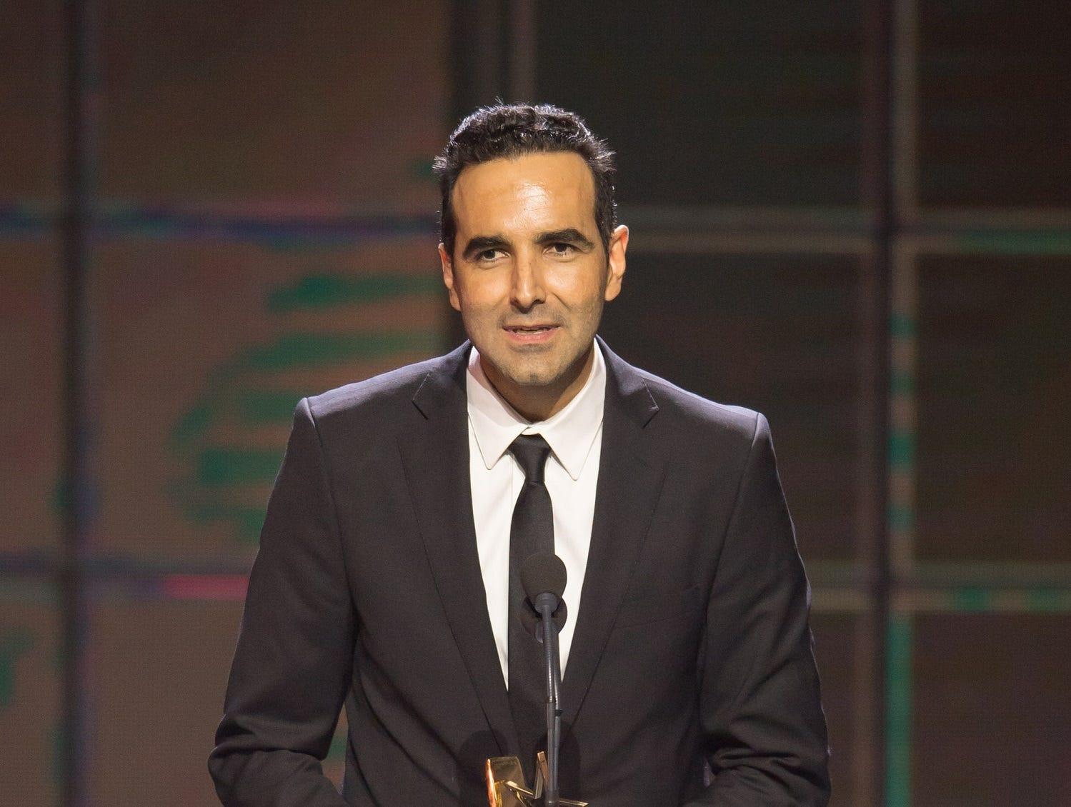 """Mejor Actor Co-Estelar: Arturo Barba (""""Amar a Muerte"""")."""
