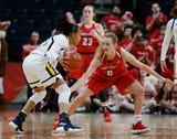 Marist women's basketball fall to Quinnipiac in the MAAC championship in Albany.