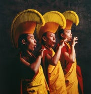 The Mystical Arts of Tibet performers.