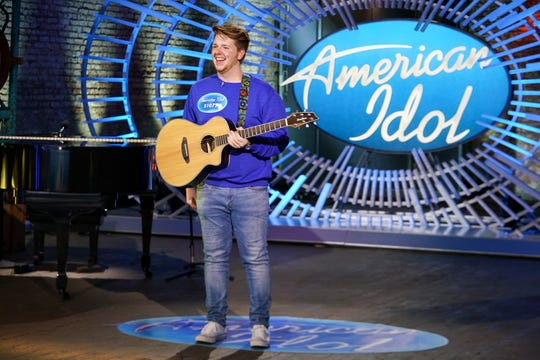"Jake Puliti, 20, is from Etters, Pa., which is in Newberry Township. He auditioned for ""American Idol,"" back in October. His friends, family and supporters learned Sunday, March 10 when Puliti's audition aired on the show, that he made it through to Hollywood."