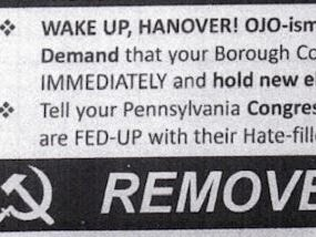 A prayer for Hanover in the wake of a racist flier