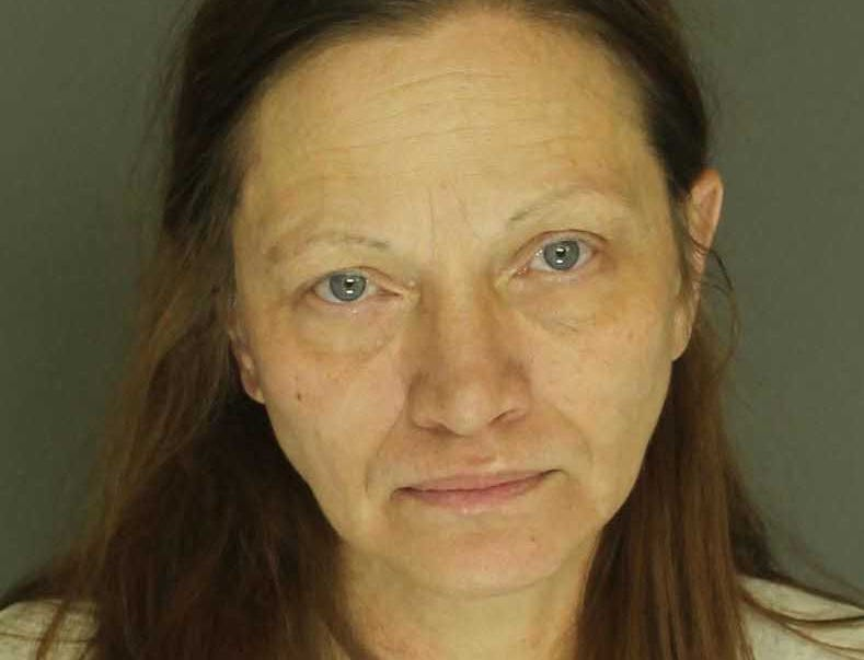 Carmen Ayres, arrested for retail theft.