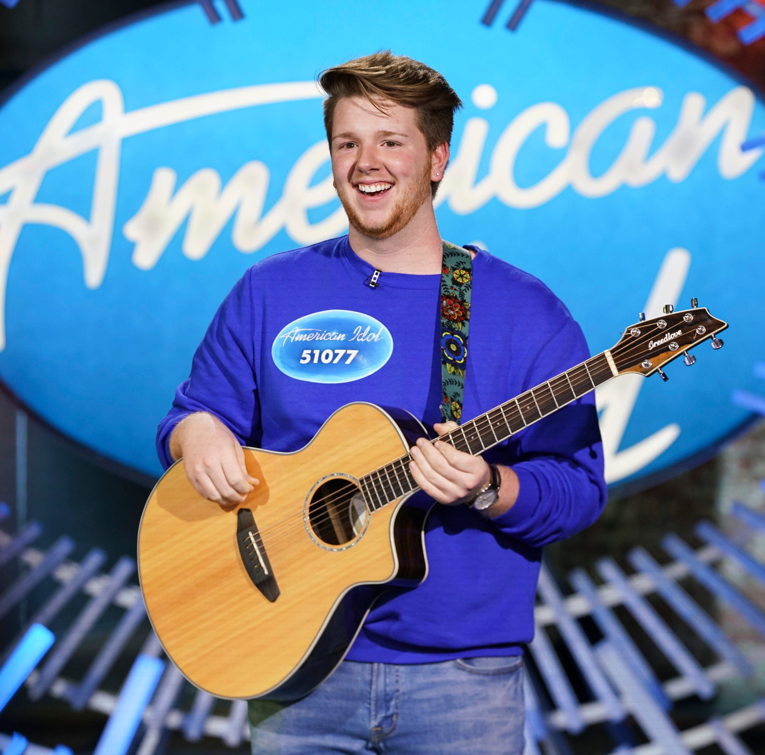 'American Idol' contestant from York County to sing national anthem at Revs' opener