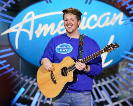 "Jake Puliti, from Etters, which is in Newberry Township, auditioned for ""American Idol"" back at the end of October. On March 10, Puliti's audition aired and the judges gave him a golden ticket, allowing him to advance to Hollywood."