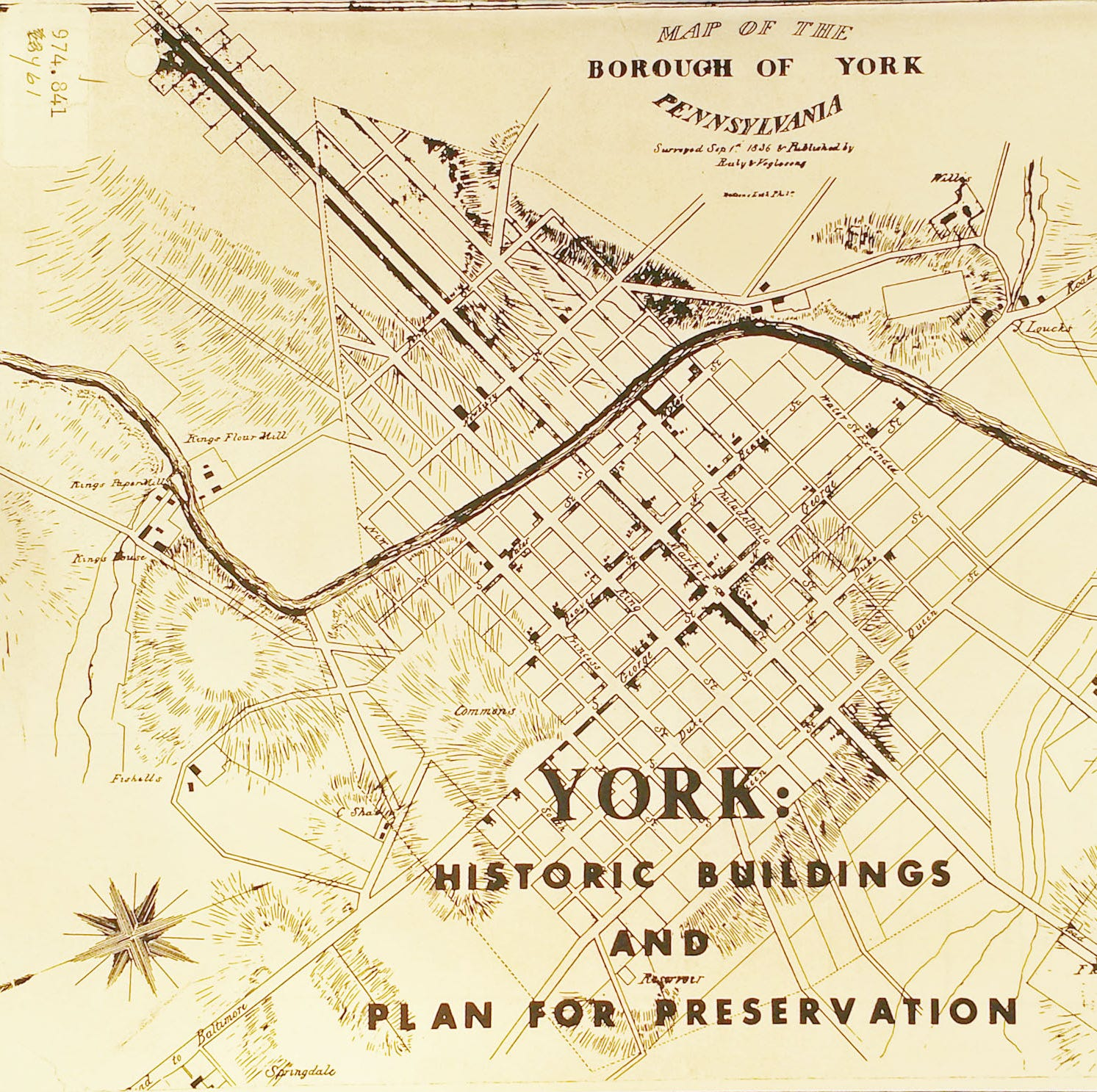 Historic preservation in York County: Sometimes a stack of plans and little action