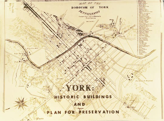 York's 1976 preservation plan.