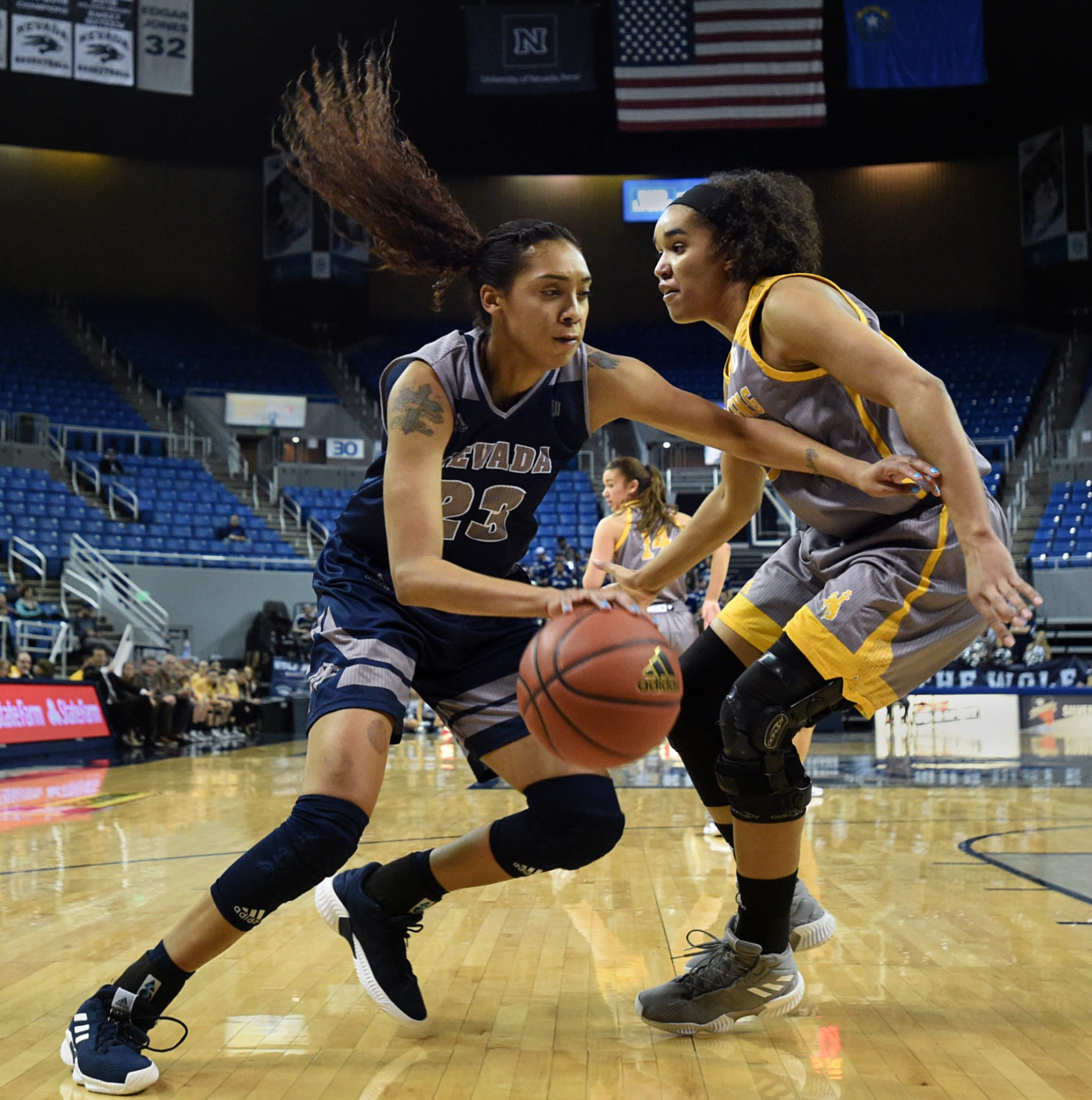 Nevada loses to top-seed Boise State in women's tournament