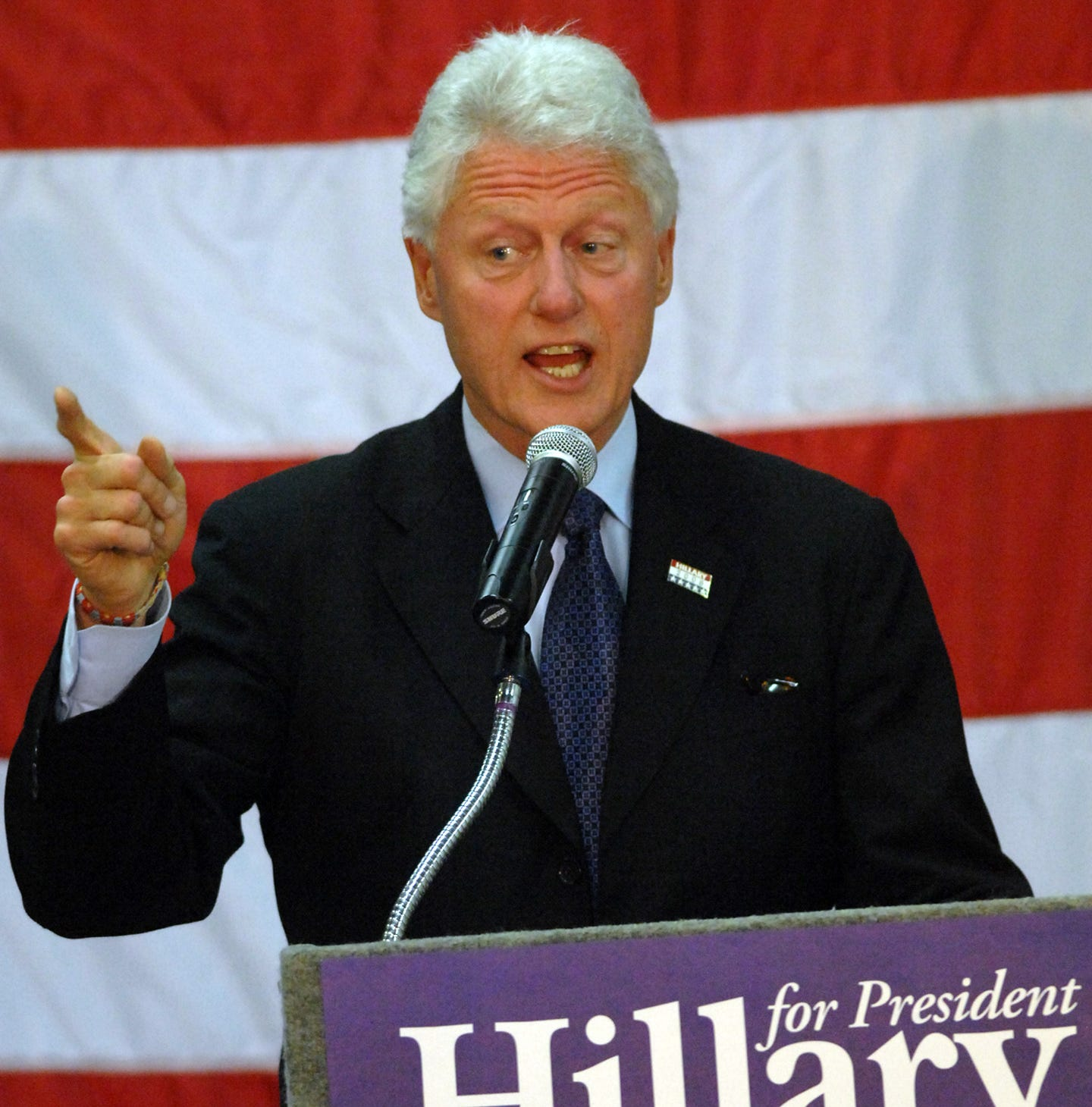 Out of Our Past: Clinton became first (ex-)president to visit Richmond since Reagan