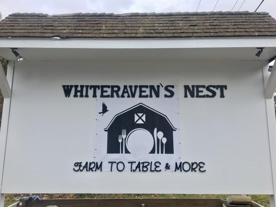 Whiteraven's Nest Farm to Table store on Chincoteague Road in Wallops Island, Virginia will have a ribbon cutting ceremony on Saturday, March 23, 2019 at 10 a.m.