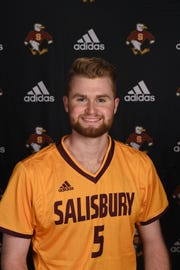 Salisbury University men's basketball player Jack Ferguson died from cancer on Sunday, March 10, 2019.