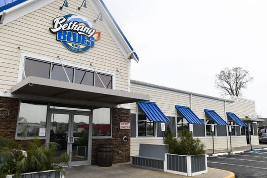 Bethany Blues located in Lewes, Del. is celebrating their 10th Anniversary. Friday, March 9, 2019.