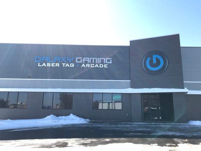 Galaxy Gaming's new location at 3120 S. Mayfair Drive.