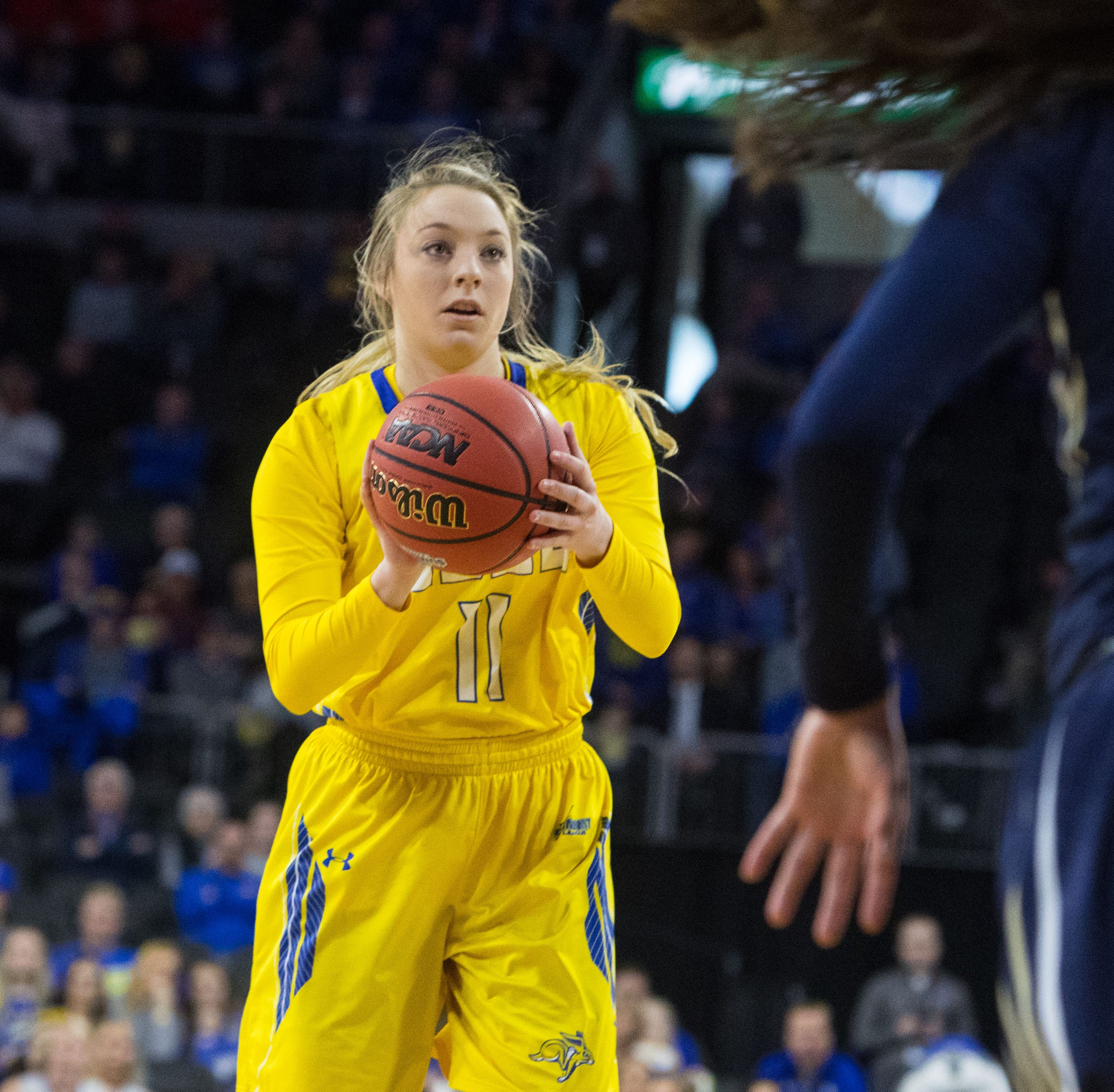 NCAA women's basketball tournament: South Dakota State lands No. 6 seed, will face Quinnipiac