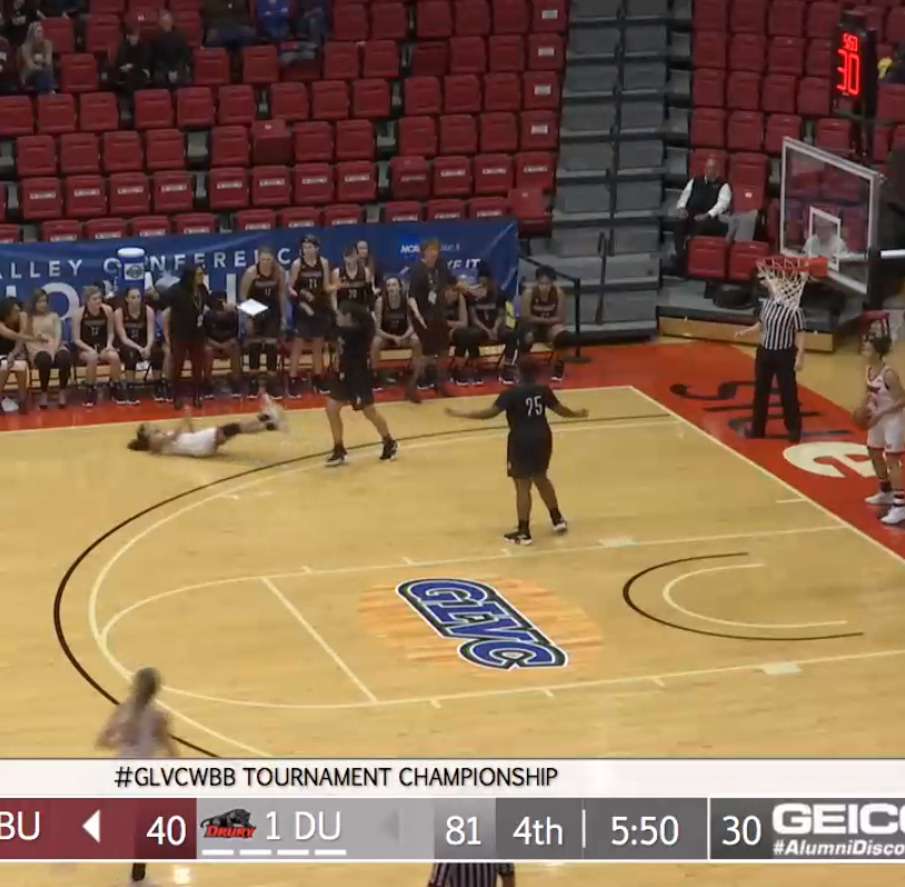 GLVC keeps 2 Lady Panthers suspended, suspends 1 more for leaving bench